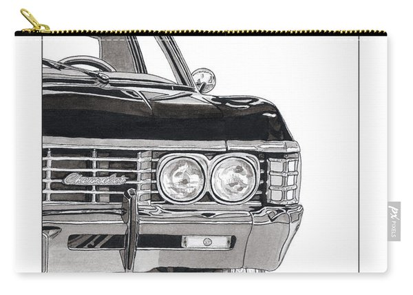 1967 Impala 1 Carry-all Pouch