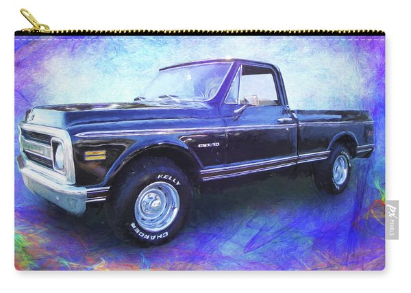 1970 Chevy C10 Pickup Truck Carry-all Pouch