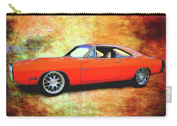 1970 Dodge Charger Carry-all Pouch