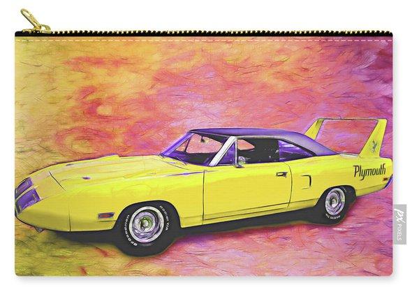 1970 Superbird Carry-all Pouch