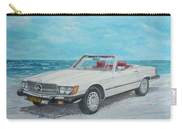 1979 Mercedes 450 Sl Carry-all Pouch