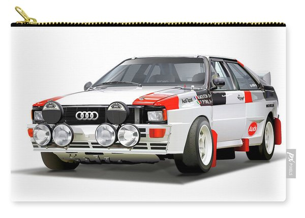 1983 Audi Quattro Carry-all Pouch