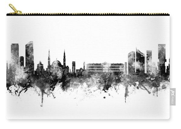 Beirut Lebanon Skyline Carry-all Pouch