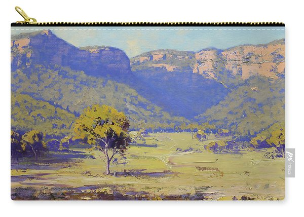Capertee Valley Australia Carry-all Pouch