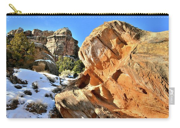 Colorful Colorado National Monument Carry-all Pouch