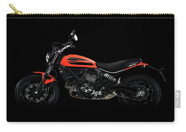 Ducati Scrambler Carry-all Pouch