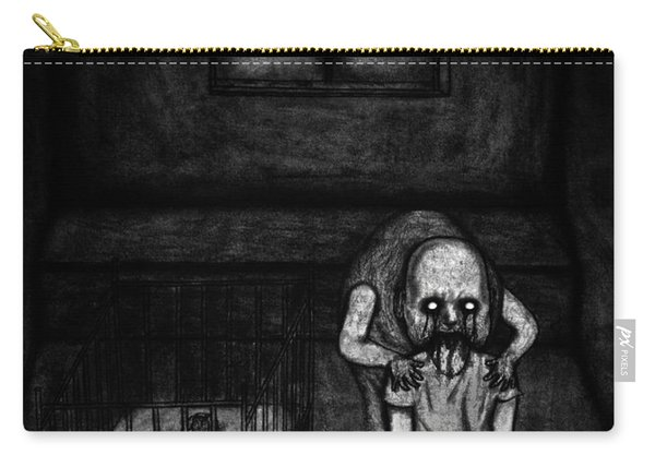 Nightmare Chewer - Artwork Carry-all Pouch