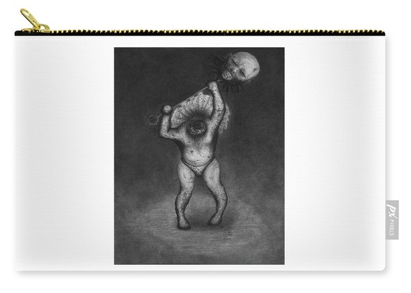 Nightmare Rattler - Artwork Carry-all Pouch