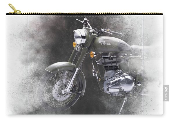 Royal Enfield Classic 500 Painting Carry-all Pouch