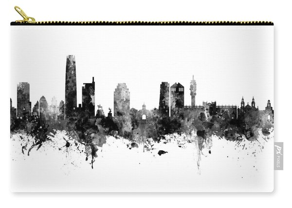 Santiago De Chile Skyline Carry-all Pouch