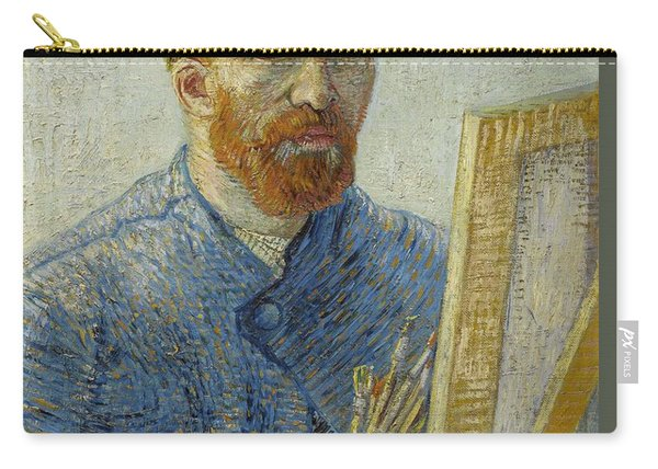 Self-portrait As A Painter Carry-all Pouch