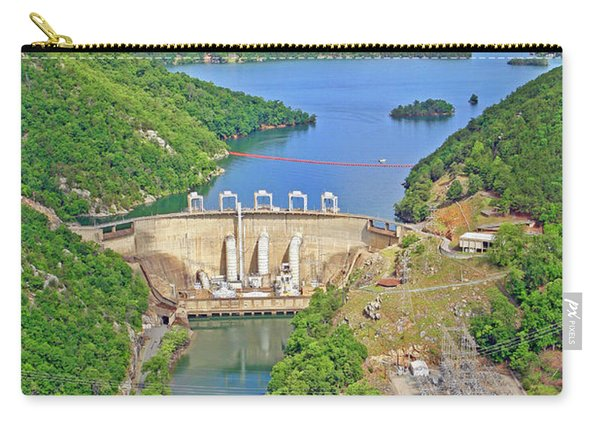 Smith Mountain Lake Dam Carry-all Pouch