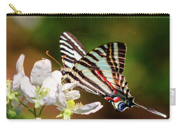 Zebra Swallowtail Carry-all Pouch