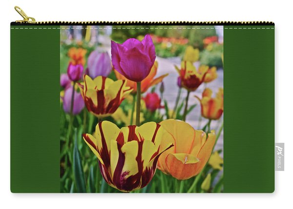 2019 Acewood Tulips 1 Carry-all Pouch