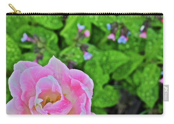 2019 Vernon Pink Tulip 1 Carry-all Pouch