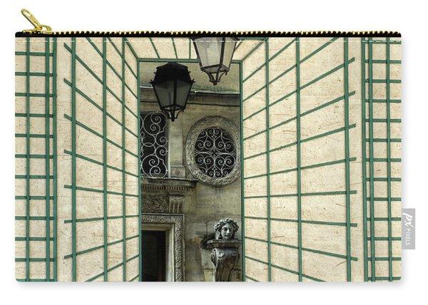 25 Rue Du Jour Carry-all Pouch
