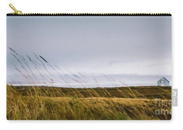 Beautiful Panoramic Photos Of Icelandic Landscapes That Transmit Beauty And Tranquility. Carry-all Pouch