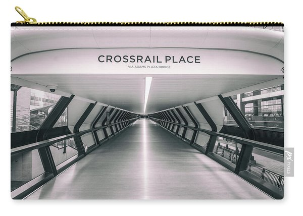 Crossrail Place Carry-all Pouch