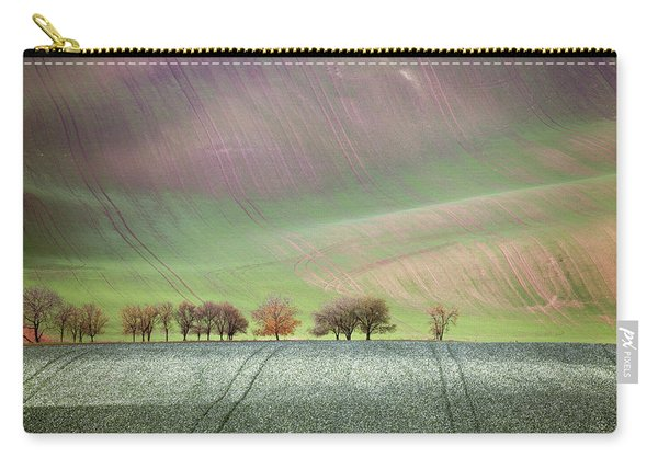 Autumn In South Moravia 3 Carry-all Pouch