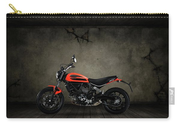 Ducati Monster 696 Carry-all Pouch