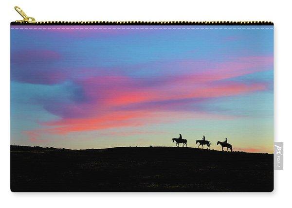 3 Horsemen Carry-all Pouch