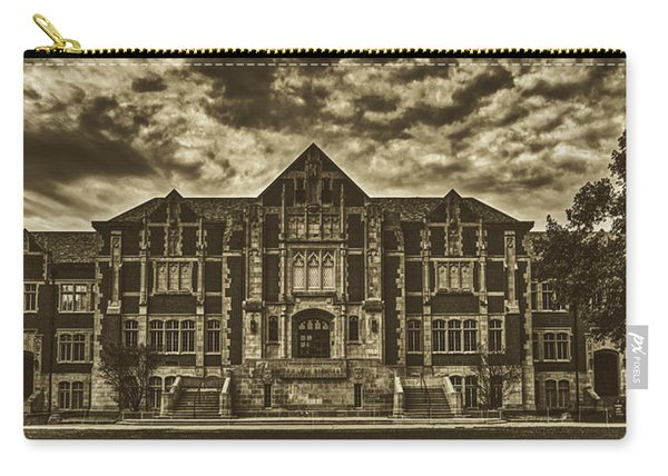 The Fine Arts Building - Ball State University Carry-all Pouch