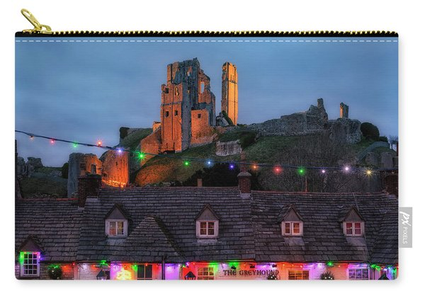 Corfe Castle - England Carry-all Pouch