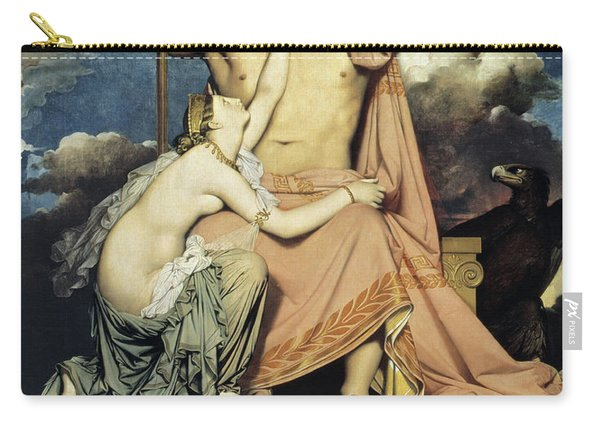 Jupiter And Thetis Carry-all Pouch