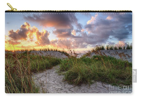 48th Ave. Sunrise North Myrtle Beach Carry-all Pouch