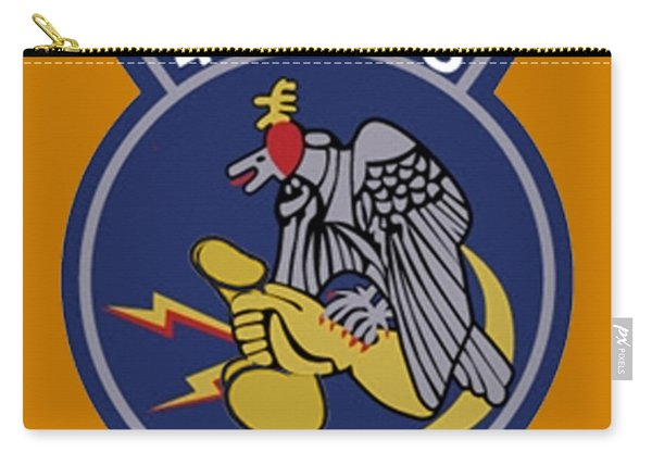 496th Tactical Fighter Squadron  Carry-all Pouch