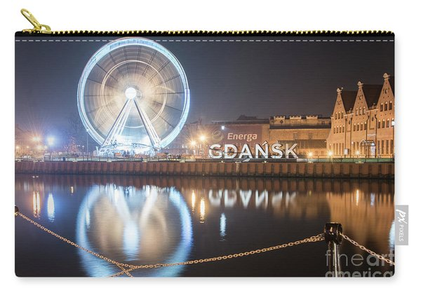 Gdansk, Poland Carry-all Pouch