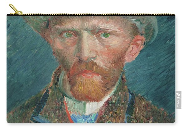 Self-portrait, 1887 Carry-all Pouch
