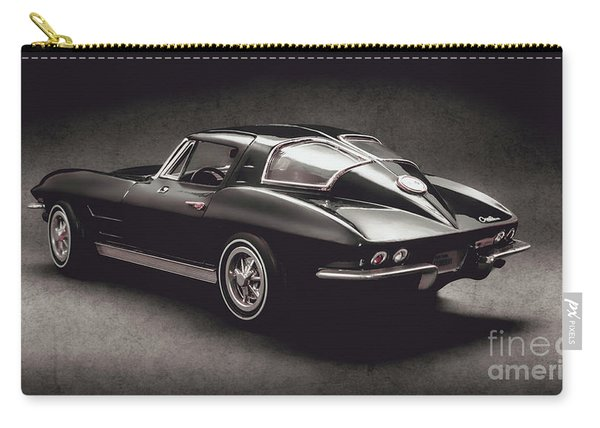 63 Chevrolet Corvette Stingray Carry-all Pouch
