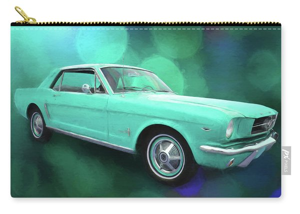 65 Mustang Carry-all Pouch