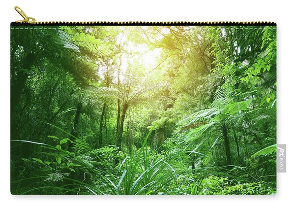 Jungle Light Carry-all Pouch