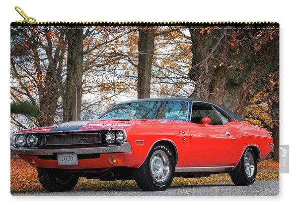 70 Dodge Challenger Rt - Driver Side Carry-all Pouch
