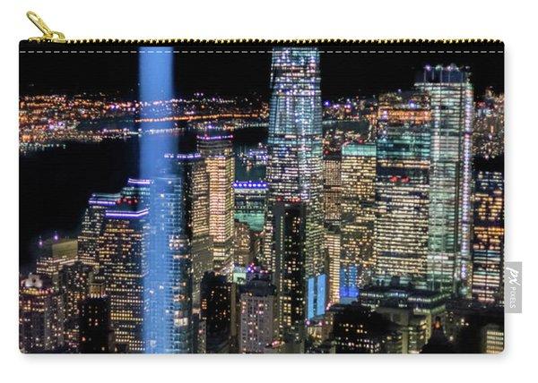 911 Lights Carry-all Pouch
