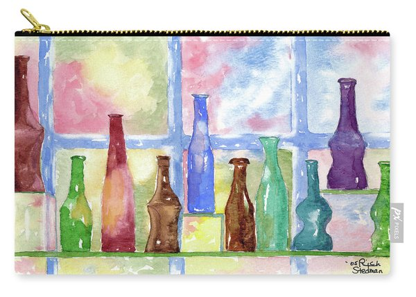99 Bottles Carry-all Pouch