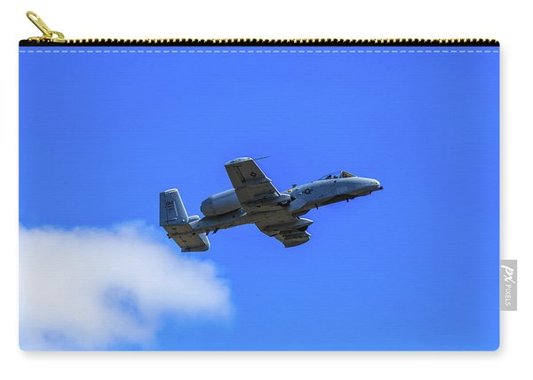 A-10c Thunderbolt II In Flight Carry-all Pouch