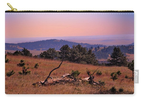 Autumn Day At Custer State Park South Dakota Carry-all Pouch