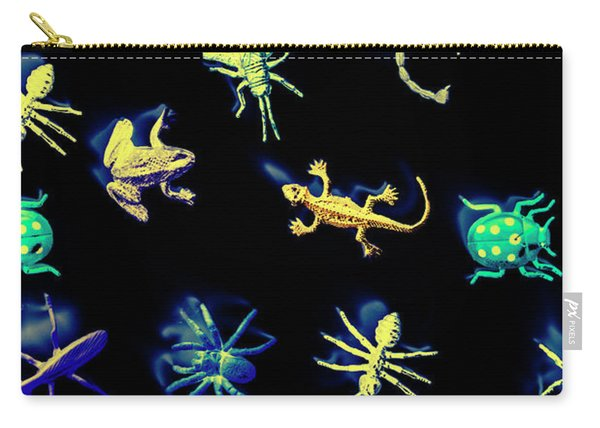A Bugs Still Life Carry-all Pouch