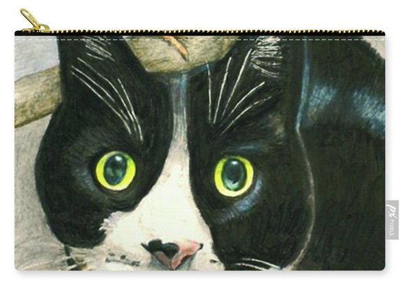 A Cat Named Sparrow Carry-all Pouch