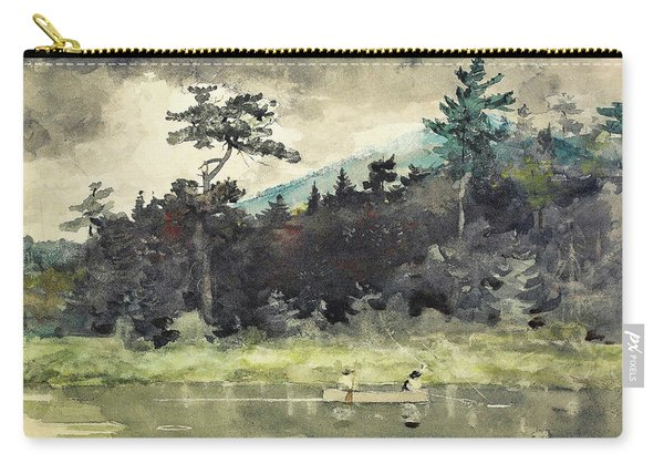 A Fisherman's Day - Digital Remastered Edition Carry-all Pouch