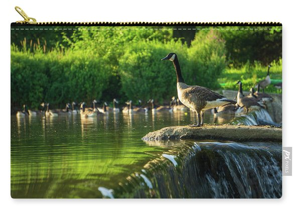 A Gaggle Of Geese Carry-all Pouch