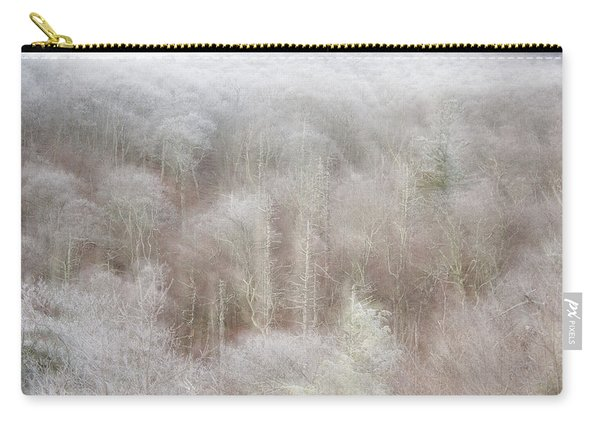A Ghost Of Trees Carry-all Pouch