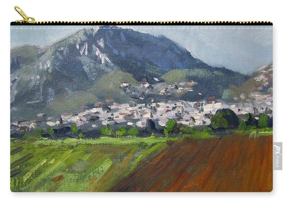 A Greek Village Carry-all Pouch