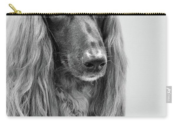 A Kind And Regal Spirit Carry-all Pouch
