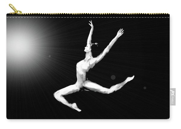 A Leap Into The Light Carry-all Pouch