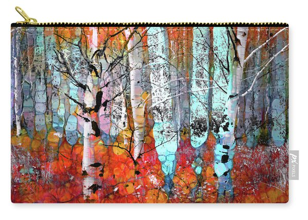 A Party In The Forest Carry-all Pouch
