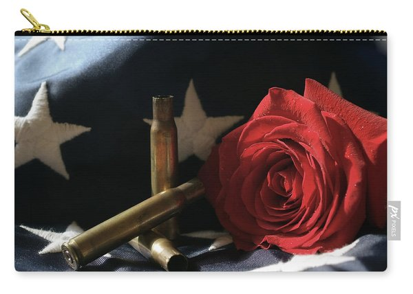 A Patriots Passing Carry-all Pouch